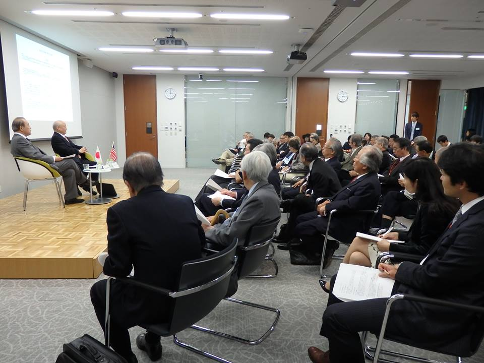 【対談】日本の安全保障と集団的自衛権