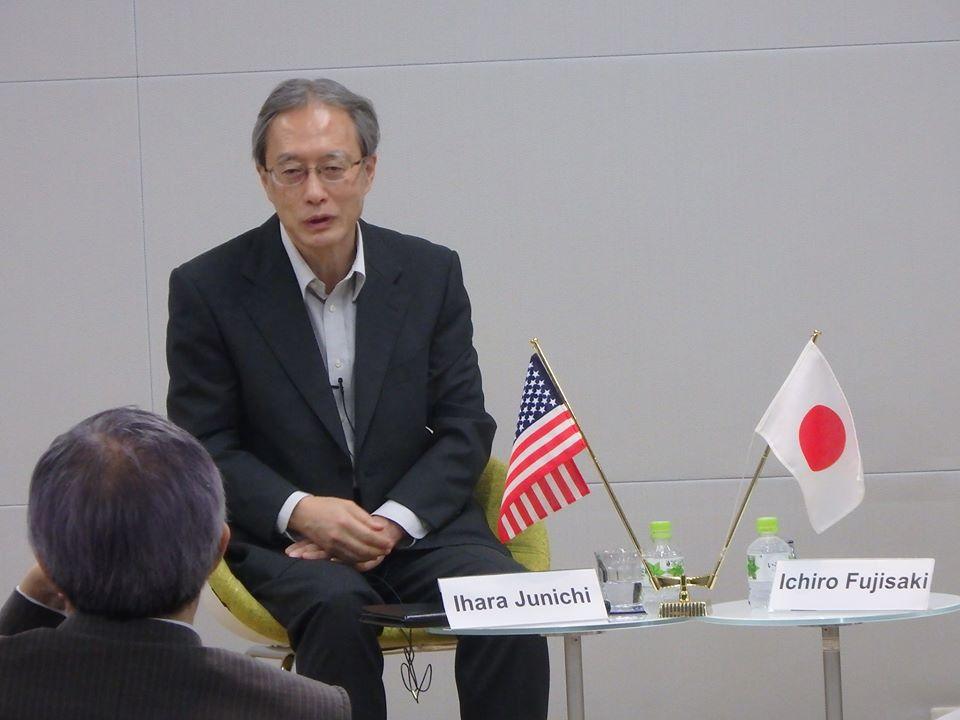 【対談】最近の日本外交に関する対談
