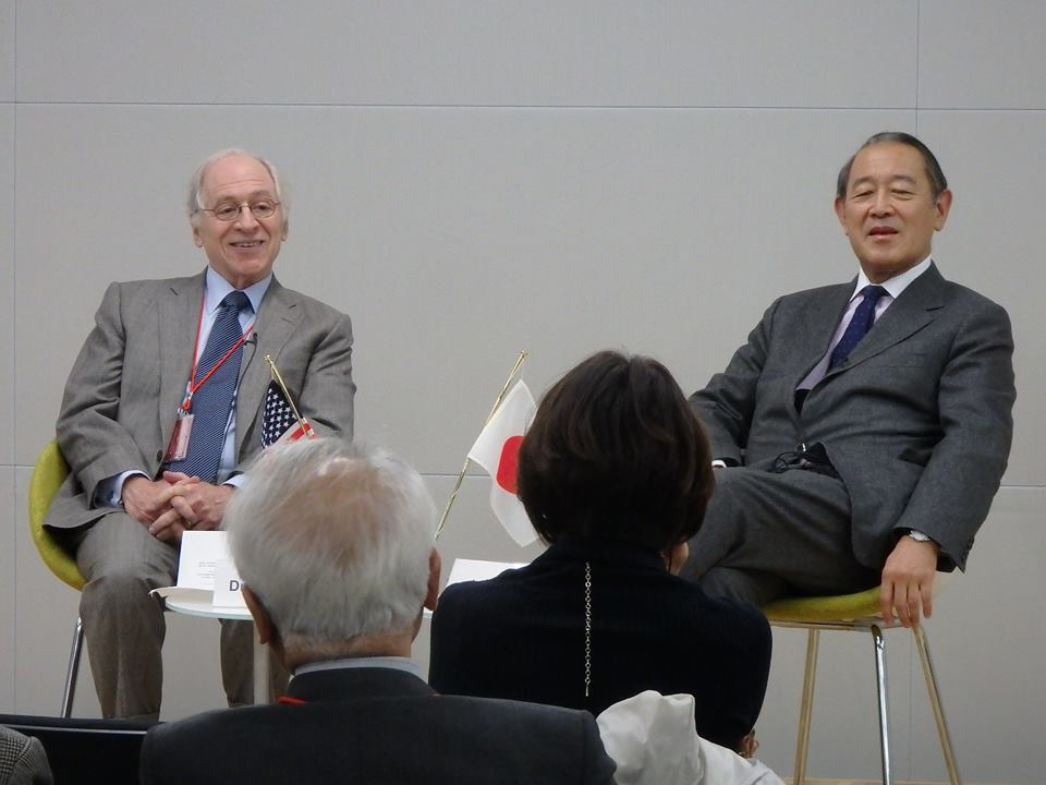 "【Dialogue】""The Future of the Asia-Pacific Region: The U.S, Japan, and China """