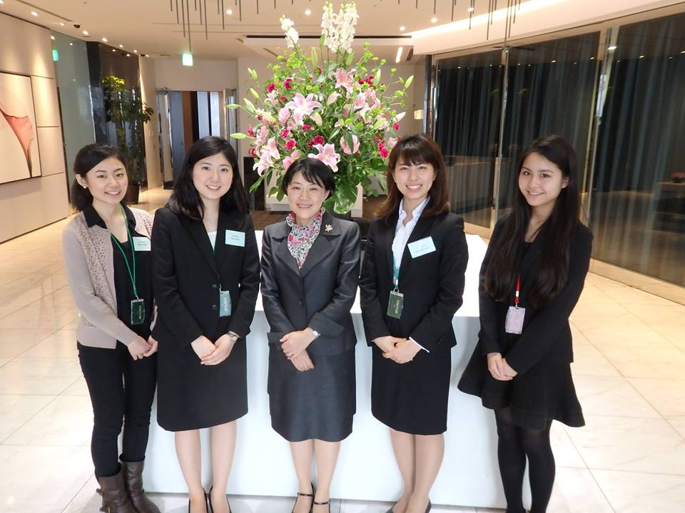 【Dialogue】Ms. Mitsuru Claire Chino, Executive Officer and General Counsel of Itochu Corporation