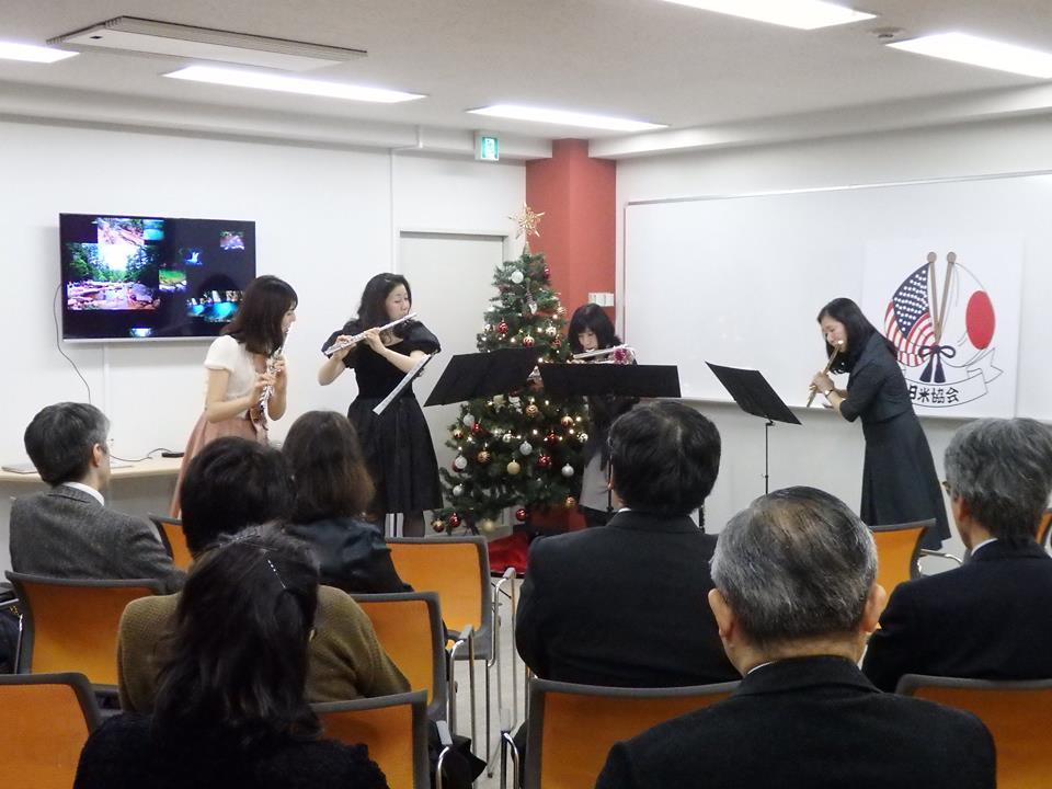 【Happy Hour】 クリスマスパーティ
