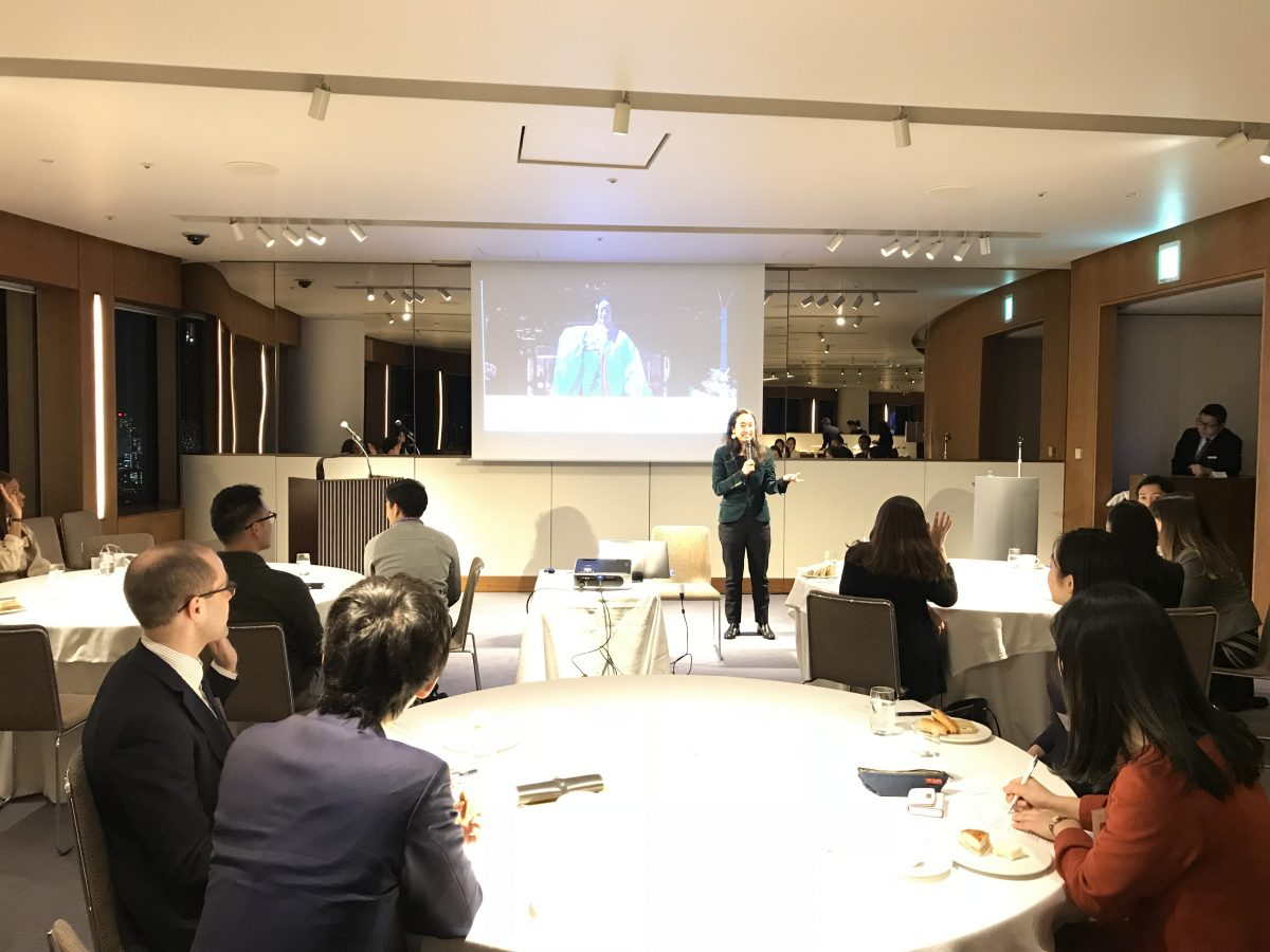 3rd Next Generation's Roundtable in TOKYO (NGRT)