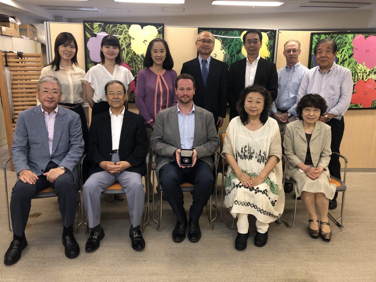 Visit & Study Japan Grant Program 2019 受賞者による報告会