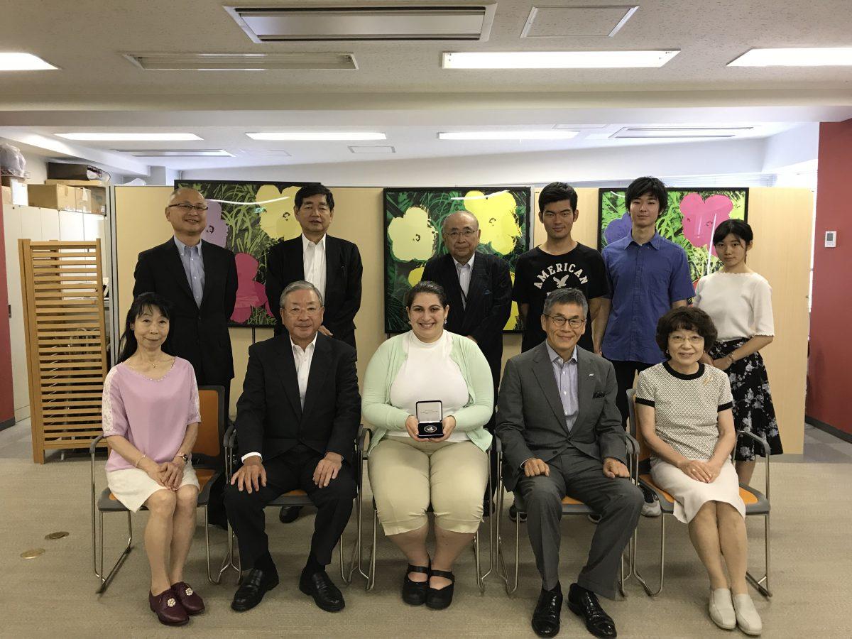 Visit and Study Japan Grant Program 2019