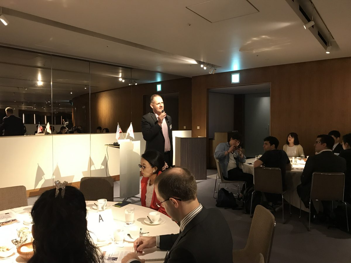 The 10th Next Generation's Roundtable in TOKYO (2018-2019)