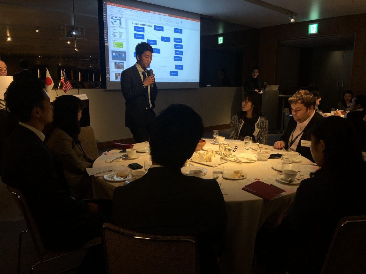 2nd Meeting of The Next Generation's Roundtable in Tokyo