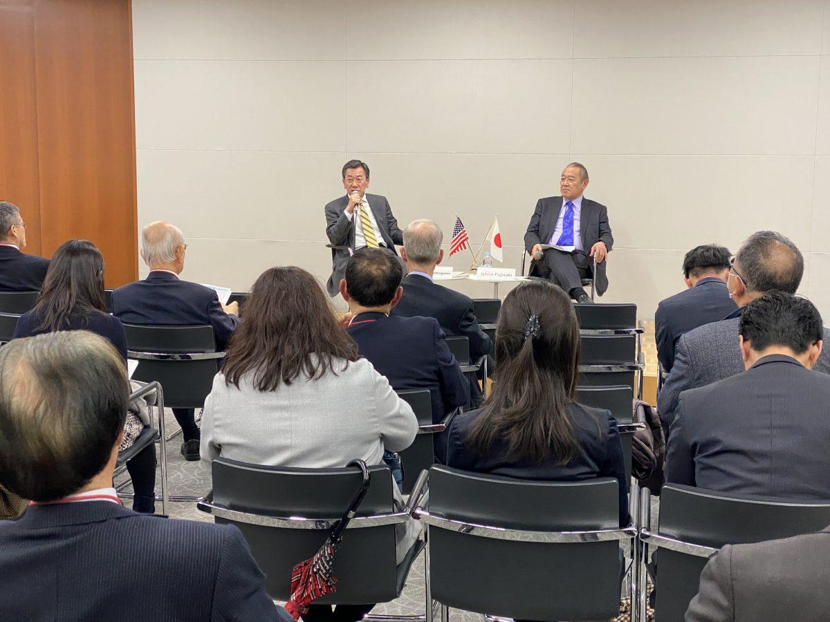 Monthly Lecture Program: Mr. Shingo Yamagami
