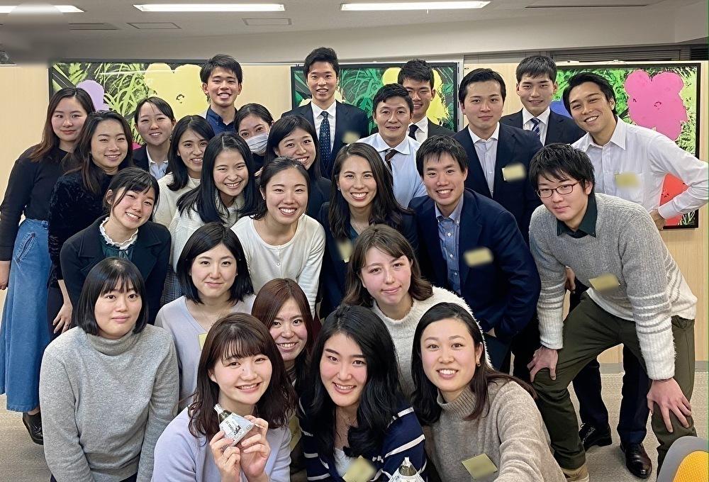 "AJS Student Interns' Alumni Reunion ""Tameike-kai"""